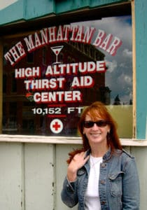 High Altitude Bar